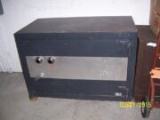 Tl-30 safes, counter top type, (2)