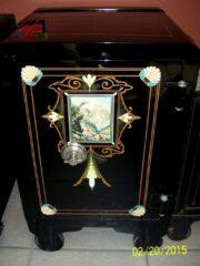 Antique Victor Safe (restored)