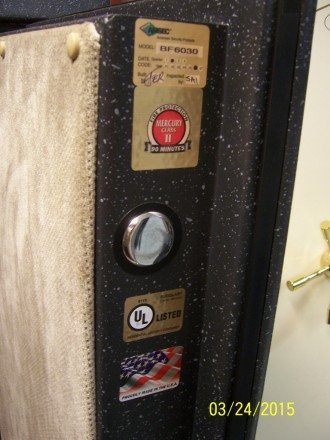 Gun Safe, Amsec, American Security, Electronic Lock
