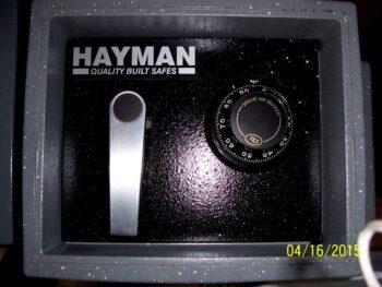 In the Floor Safe,floor safe,Hayman,Electronic lock