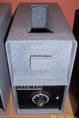 Drop Safe,  Depository Type,  Rotary Hopper,   Hayman  K3C