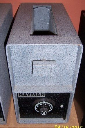 Combination lock, Rotary hooper, Hayman