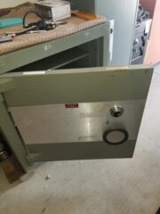 Square TL-30 Safe With Fire Resistance