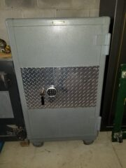 Mosler Class A Fire and Burglary Safe