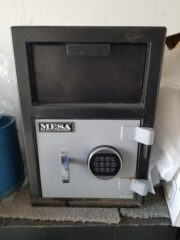 mesa safe, depository, burglary protection, cash drop safe
