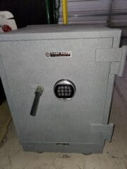 east safe, fire safe, electronic lock