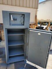 Adesco, fire safe, electronic lock