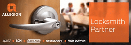 Allegion Locksmith Partner
