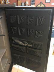 gun safe, hayman, everglades, 1 hour fire protection, fire safe, burglary safe
