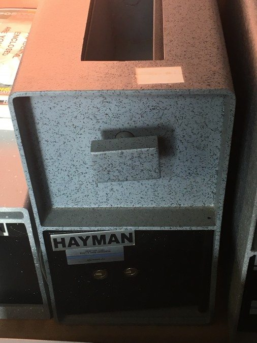 Hayman K3B Depository Safe - Suncoast Safe & Lock