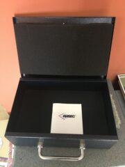 Smith & Wesson, pistol box, lock box