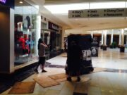 Moving a Jeweler's safe from Westfield Mall