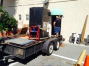 Suncoast Safe & Lock Moving a Jeweler's Safe