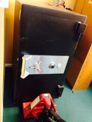 Fine Tuning the new Location of the Safe