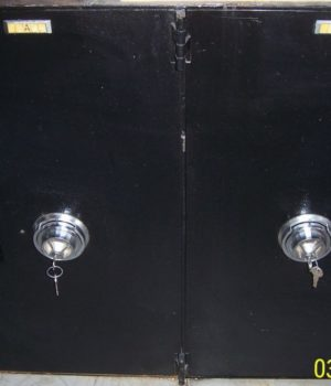 Double safe, Locker safe, safe deposit safe, Teller safe, Key locking dial safe, Half inch plate steal