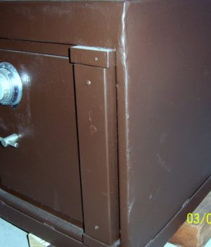 TL-15, used safe, Gary safe, one inch plate steal safe.