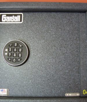 wall safe, Gardall, Electronic safe,