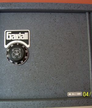 Gardall, Wall safe, Combination Lock, Wall Vault,