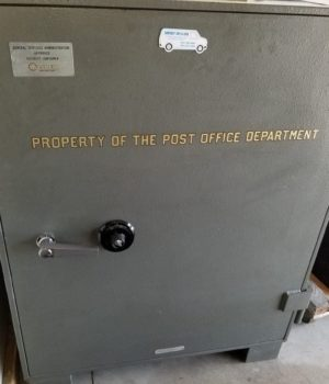 post office safe, GSA safe, interior vault