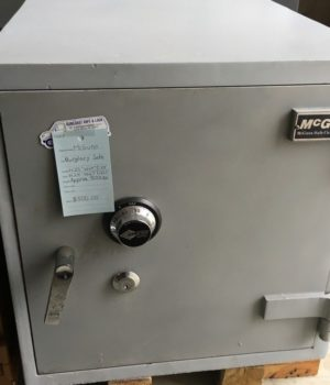 steel body, relocker, burglary safe, burglary protection, used safe
