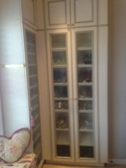 Shoe Cabinet with Safe Concealed behind it
