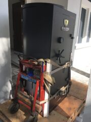 Moving and installing a Pendleton Gun Safe